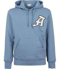 alexander mcqueen badge hoodie
