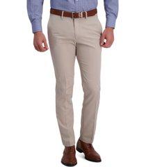 kenneth cole reaction men's slim-fit technicole stretch flex waistband dress pants