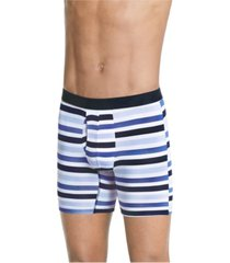 jockey men's flex 365 modal stretch boxer brief, created for macy's