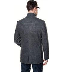 płaszcz regola szary