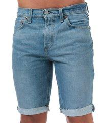 mens 511 slim cut-off shorts