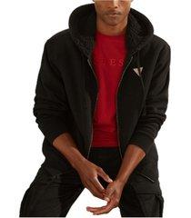 men's roy fleece sherpa hoodie