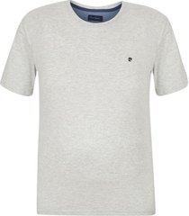 camiseta plus size cru mescla win - kanui