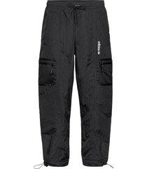 adventure woven cargo pants casual byxor vardsgsbyxor svart adidas originals