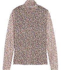 blouse flower bomb