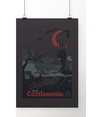 poster visit castlevania