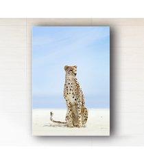 obraz - gepard - wydruk na płótnie