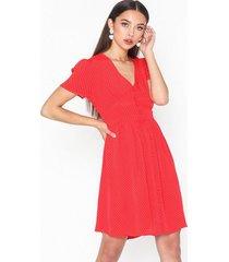 object collectors item objlemon s/s short dress 102 klänningar