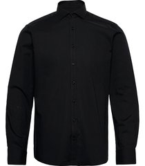 bs bob skjorta business svart bruun & stengade