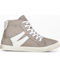 sneaker alte (grigio) - bpc bonprix collection