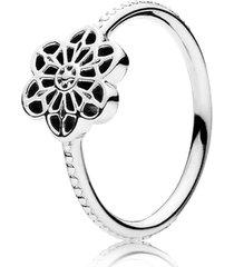 anel renda florida