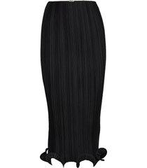 alberata knälång kjol svart totême