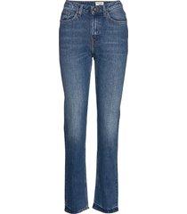 meg jeans wijde pijpen blauw tiger of sweden jeans