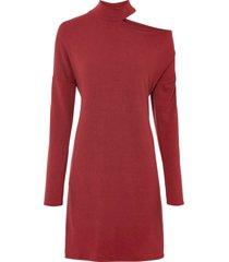 abito con cut-out (rosso) - bodyflirt