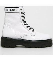 tommy jeans - botki