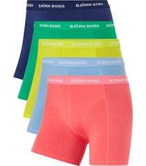 boxershorts sammy seasonal solid 5-pack