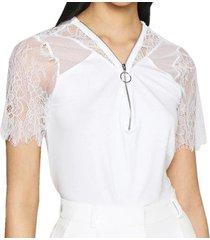 blouse morgan -