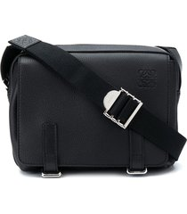 loewe xs military messenger bag - black