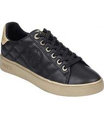 zapatillas footwear gw brayz  negro guess