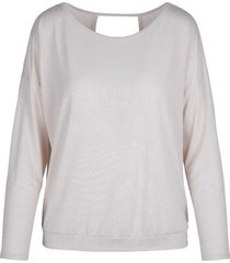4302 long sleeve crossover top