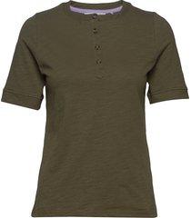 nualeela t-shirt t-shirts & tops short-sleeved grön nümph