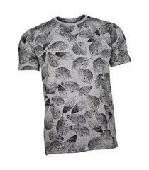 camiseta floral kelvy's camisas masculina