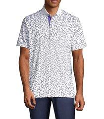 greyson men's lord of the flies polo shirt - indigo - size xl