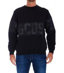 gcds band logo sweater