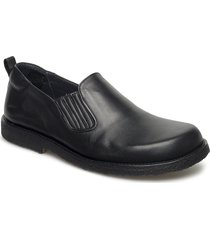 shoes - flat - with elastic skor platta svart angulus