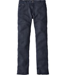 jeans van hennepvezel, nachtblauw 31/32