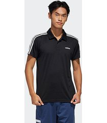 camisa polo adidas design 2 move ar 3-stripes masculina