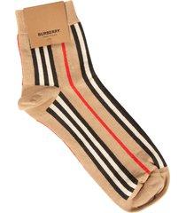 burberry stripe socks