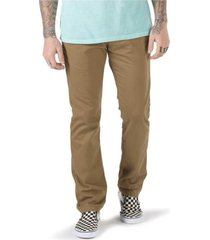 pantalon hombre mn authentic chino s beige vans