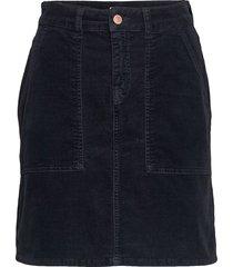 abeline sk kort kjol blå part two