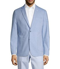 extra slim-fit stretch cotton sport coat