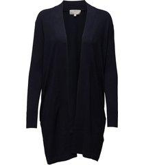 renee cardigan gebreide trui cardigan blauw inwear