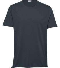 m. roll neck tee t-shirts short-sleeved svart filippa k