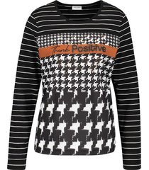 gerry weber shirt zwart 470292-35092