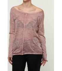 please t-shirt summer longsleeve canyan rose roze