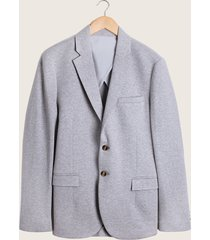 blazer gris patprimo