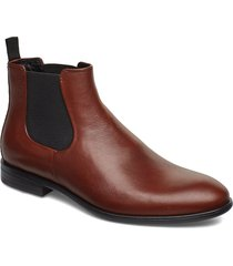 harvey stövletter chelsea boot brun vagabond