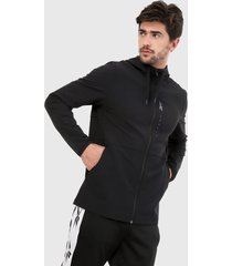 chaqueta negro reebok performance