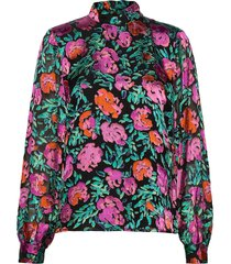 groagz blouse ma20 blouse lange mouwen multi/patroon gestuz