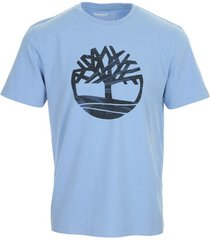 t-shirt korte mouw timberland t-shirt kennebec river tree