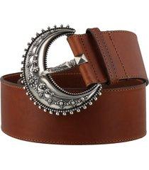 etro leather belt