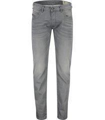 diesel bazer jeans 5-pocket lichtgrijs
