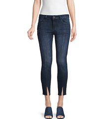 florence cropped skinny jeans