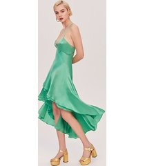 dark mint the daphne dress