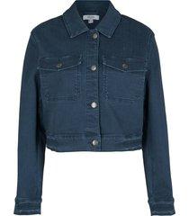 giacca in twill maite kelly (blu) - bpc bonprix collection