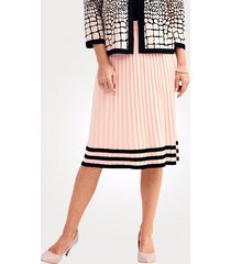 kjol mona rosa::svart